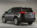 Toyota RAV4 US-spec 2013 pictures