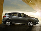Toyota RAV4 2013 wallpapers