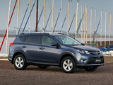 Toyota RAV4 ZA-spec 2013 wallpapers