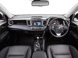 Toyota RAV4 AU-spec 2013 wallpapers