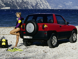 Toyota RAV4 3-door 1994–97 wallpapers