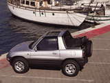 Toyota RAV4 Convertible 1998–2000 wallpapers