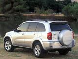Toyota RAV4 US-spec 2003–05 wallpapers