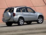 Toyota RAV4 5-door 2003–05 wallpapers