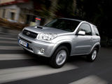 Toyota RAV4 3-door 2003–05 wallpapers
