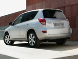 Toyota RAV4 Cross Sport 2007–08 wallpapers