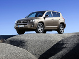 Toyota RAV4 2008–10 wallpapers