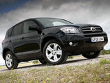 Toyota RAV4 SR180 UK-spec 2008 wallpapers