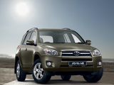 Toyota RAV4 ZA-spec 2008 wallpapers