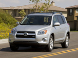 Toyota RAV4 Limited US-spec 2008 wallpapers