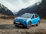 Toyota RAV4 2015 wallpapers
