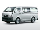 Images of Toyota Regius Ace 2004–10