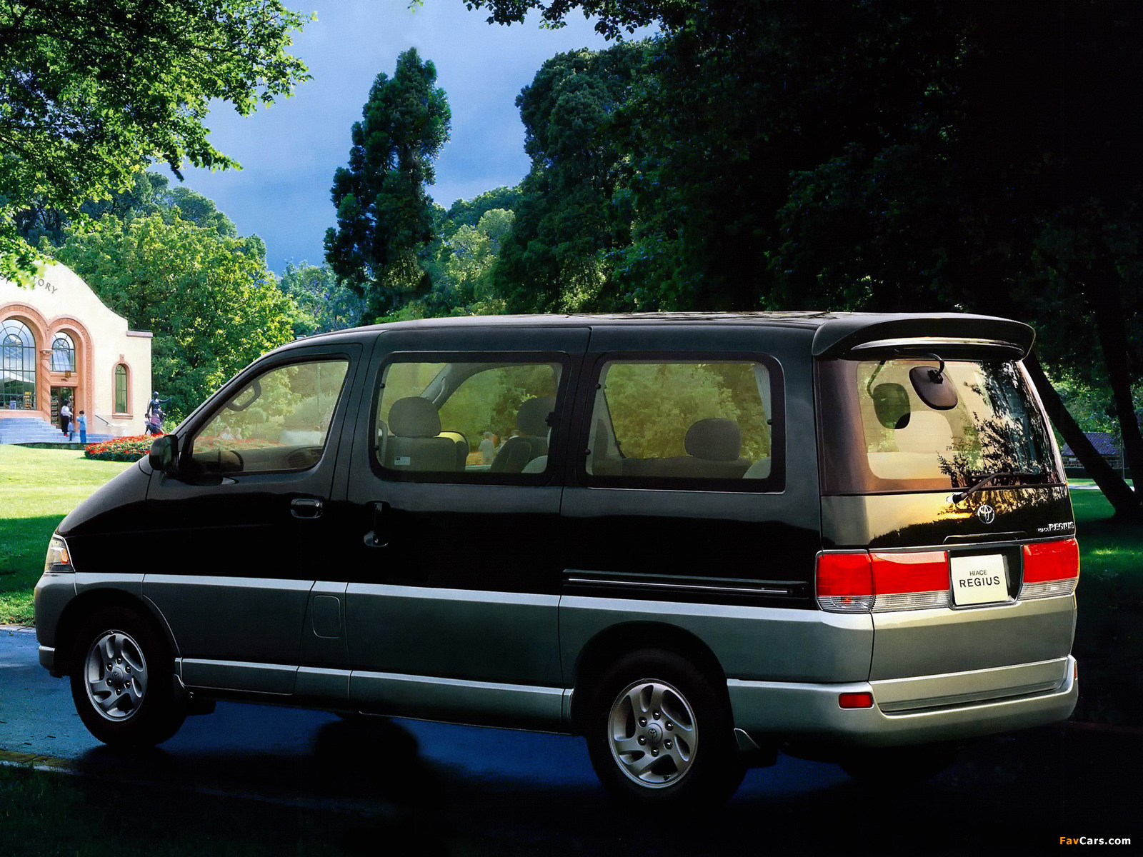 wallpapers of toyota hiace - photo #9