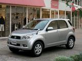 Toyota Rush 2006–08 images