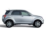 Toyota Rush 2006–08 photos