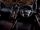 Pictures of Toyota Sai G A Package 2013