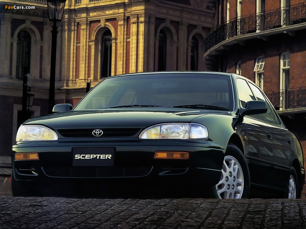 Images of Toyota Scepter (XV10) 1994–96 (1024 x 768)