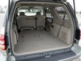 Images of Toyota Sequoia SR5 2000–05