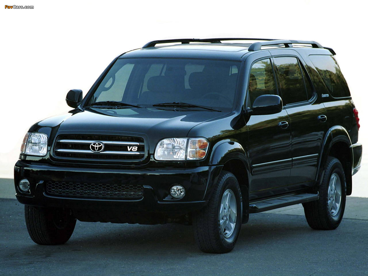 Images of Toyota Sequoia Limited 2000–05 (1280 x 960)