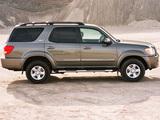 Images of Toyota Sequoia SR5 2005–07