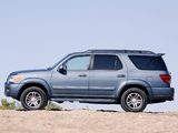 Images of Toyota Sequoia Limited 2005–07