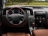 Images of Toyota Sequoia Limited UAE-spec 2007