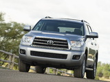 Images of Toyota Sequoia Limited 2007