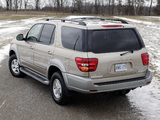 Photos of Toyota Sequoia SR5 2000–05