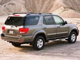 Photos of Toyota Sequoia SR5 2005–07