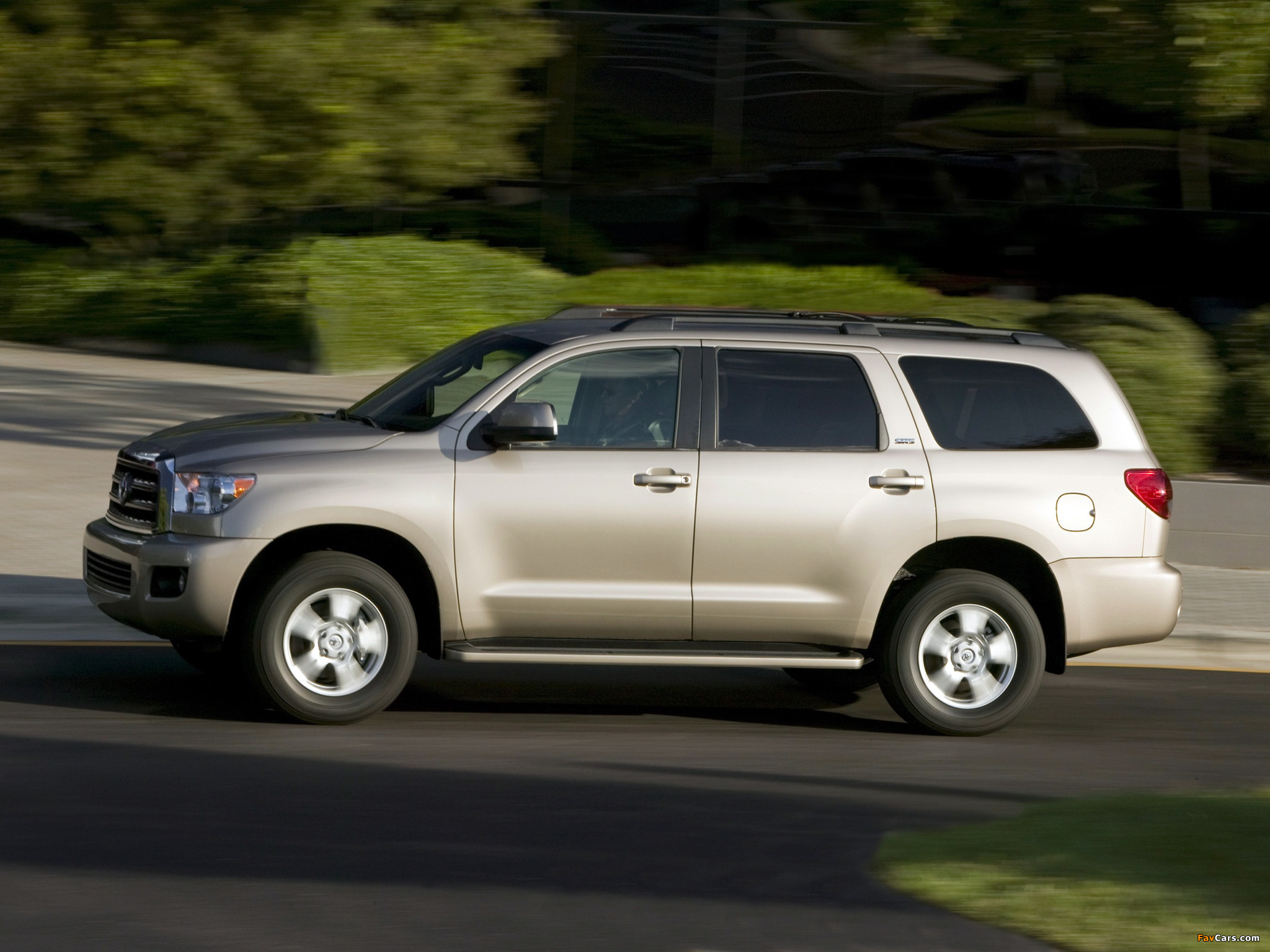Photos of Toyota Sequoia SR5 2007 (2048 x 1536)
