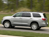 Photos of Toyota Sequoia Limited 2007