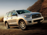 Photos of Toyota Sequoia Limited UAE-spec 2007