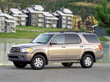 Pictures of Toyota Sequoia Limited 2000–05