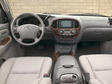 Pictures of Toyota Sequoia Limited 2005–07