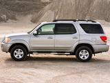 Pictures of Toyota Sequoia SR5 2005–07