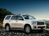 Pictures of Toyota Sequoia Limited UAE-spec 2007