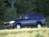 Toyota Sequoia Limited 2000–05 pictures