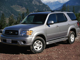 Toyota Sequoia Limited 2000–05 wallpapers