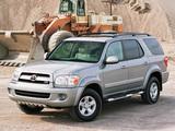 Toyota Sequoia SR5 2005–07 images