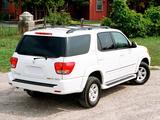 Toyota Sequoia SR5 2005–07 photos