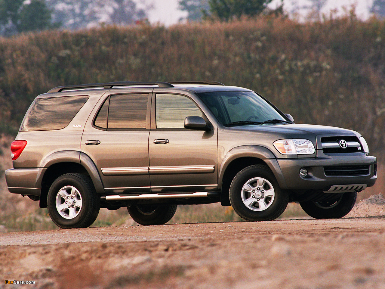 Toyota Sequoia SR5 2005–07 pictures (1280 x 960)