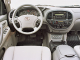 Toyota Sequoia SR5 2005–07 pictures