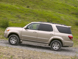 Toyota Sequoia Limited 2005–07 wallpapers