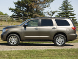 Toyota Sequoia Limited 2007 images