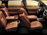 Toyota Sequoia Limited UAE-spec 2007 images