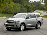 Toyota Sequoia Limited 2007 photos