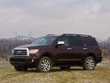 Toyota Sequoia Limited 2007 pictures
