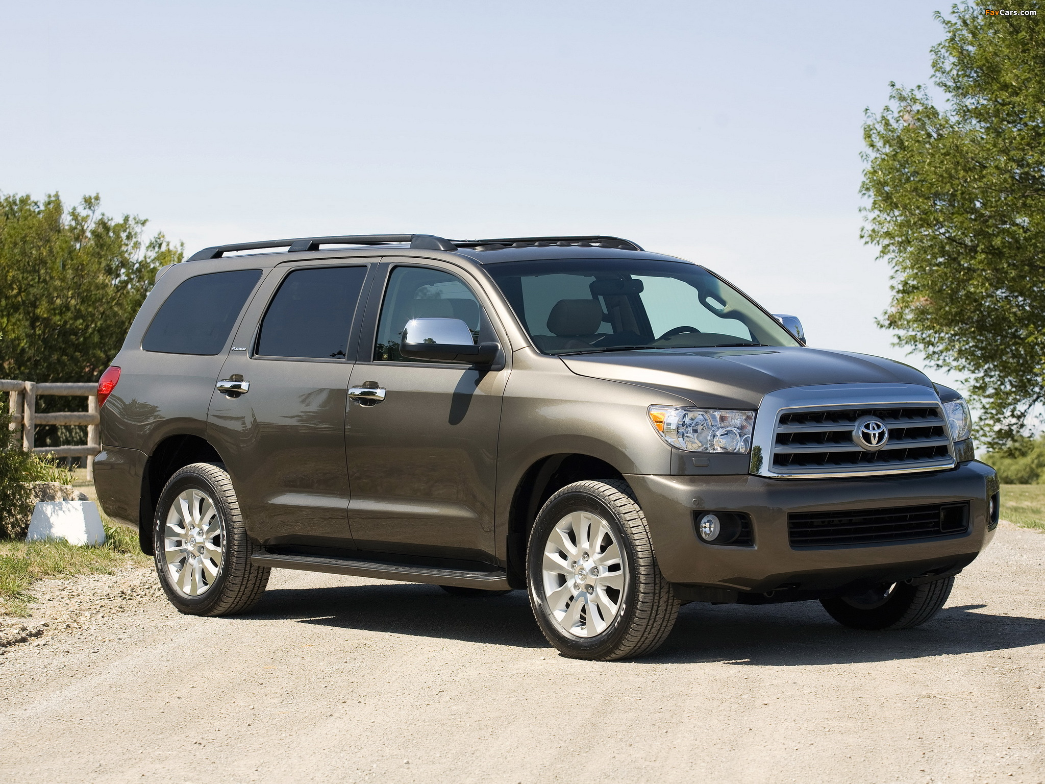 Toyota Sequoia Limited 2007 pictures (2048 x 1536)
