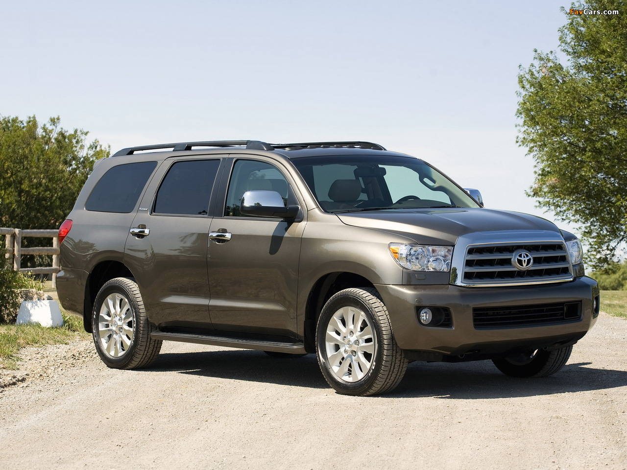 Toyota Sequoia Limited 2007 pictures (1280 x 960)