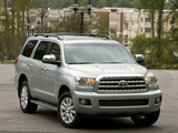 Toyota Sequoia Limited 2007 wallpapers